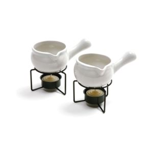 NORPRO Ceramic Butter Warmers (2 Pcs)