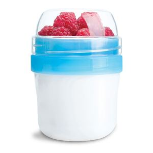 Dash Yogurt Travel Jar - Blue