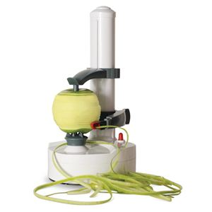 Dash Apple Peeler - White