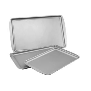 Farberware 3-Pc Cookie Pan Set