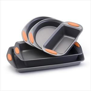 Rachel Ray Yum-O 5-Piece Bakeware Set