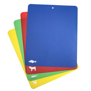 Sunbeam Set of 4 Flexible Cutting Boards
