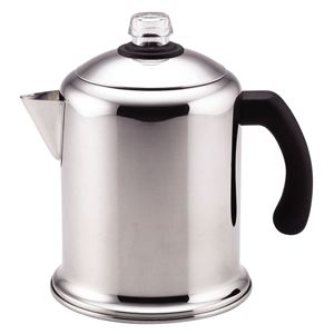 Farberware 8-Cup Stainless Steel Percolator