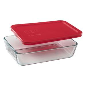Pyrex Storage Plus 3-Cup Rectangle