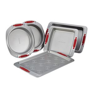 Cake Boss 5-Pc Deluxe Bakeware Set